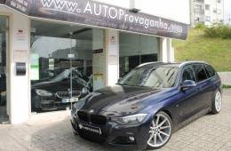 BMW Série 3 318d Touring 143cv