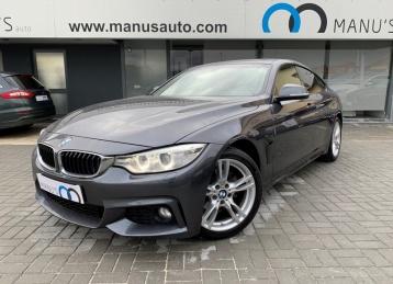 BMW 420 Grand Coupé d Pack M