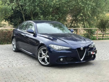 Alfa romeo Giulia 2.2D Super AT8
