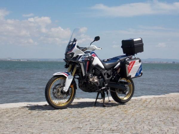 Honda Africa twin CRF 1000L