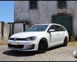 Vw Golf Variant Nacional - Kit GTI