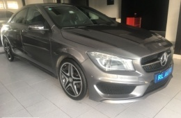 Mercedes-benz Cla 200 D AUTO   AMG Line