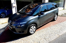 Citroën C4 grand picasso 1.6 e-HDi Exclusive 7 lugares