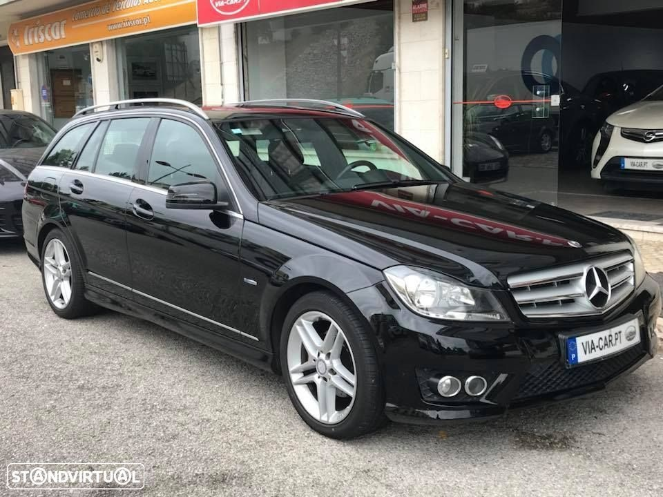 Mercedes-benz C 220 AVANGARDE- Pack AMG