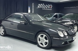Mercedes-benz Cl 500 V8 AMG