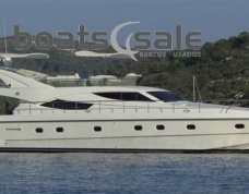 Ferretti Craft 620
