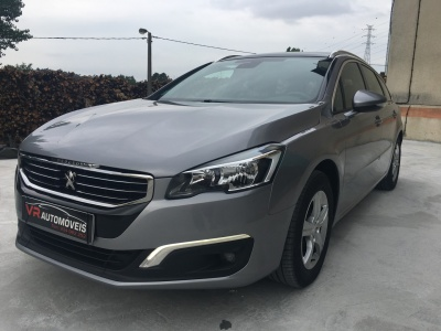 Peugeot 508 SW 1.6 e-HDI 115cv FAP Business Pack