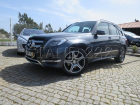 Mercedes-Benz GLK 220 CDi BlueEff.Aut.145g