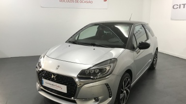DS 3 1.6 BlueHDi 120 CVM Sport Chic