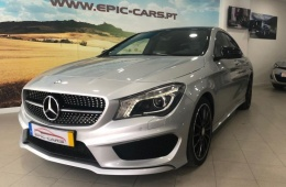 Mercedes-benz Cla 180 CDi AMG Line