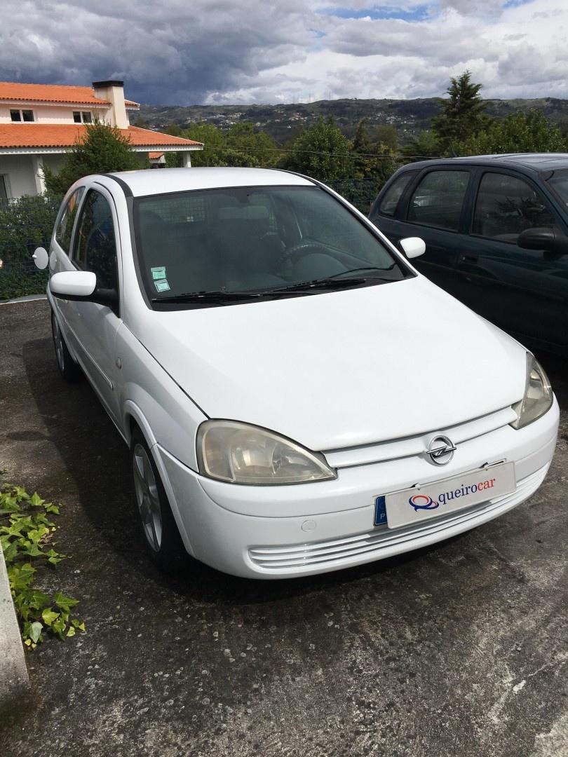 Opel Corsa 1.7 DI 16V