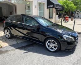 Mercedes-Benz A 180 D URBAN CAIXA AUTOMÁTICA