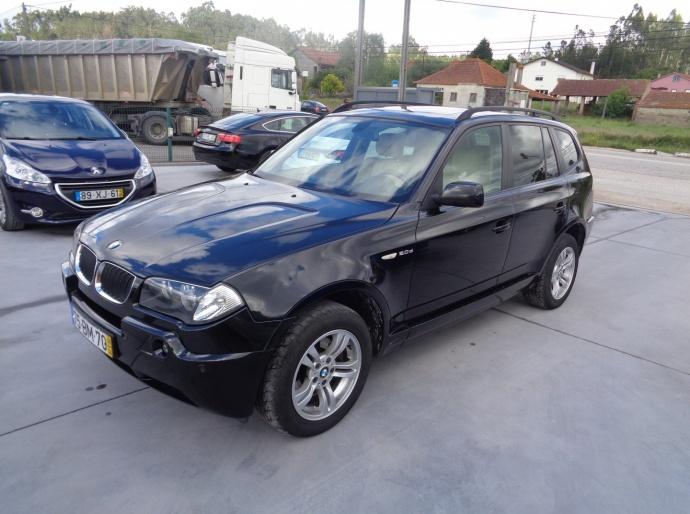 BMW X3 2.0D 150cv Nacional
