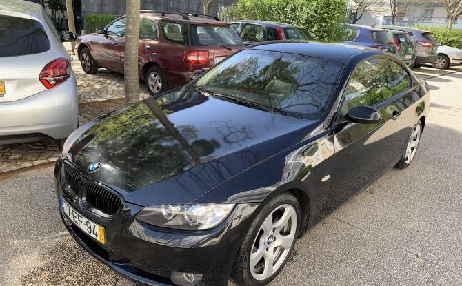 BMW 320 d Coupé 177cv