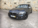 BMW 116 EDynamics Line sport