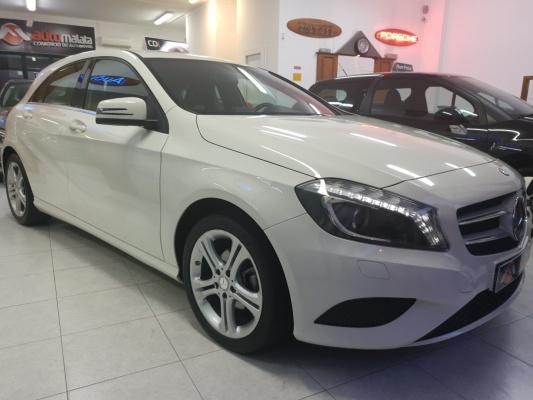 Mercedes-Benz A 180, 2015