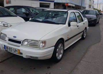 Ford Sierra 2.0 I Guia