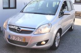 Opel Zafira 1.7 CDTI 125 cv