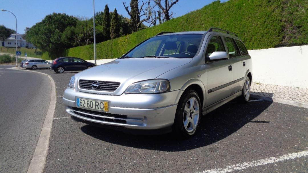 Opel Astra caravan 1.7 Dti Club