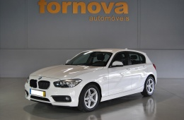 BMW 116 D EFFICIENT DYNAMICS