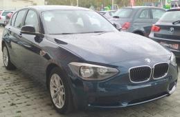 BMW 116 D EDYNAMICS