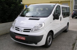 Nissan Primastar 2.0 DTI 9 LUG A/C