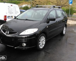 Mazda 5 MZR-CD 2.0 dynamic play