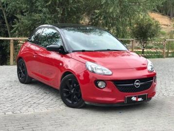 Opel Adam 1.2 Jam Favourite Black Roof