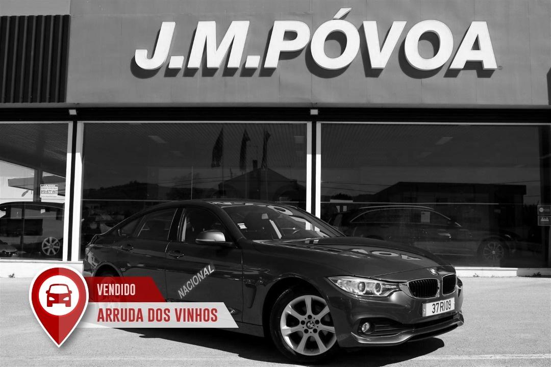 BMW Série 4 Gran Coupé 418 d  Advantage 150cv