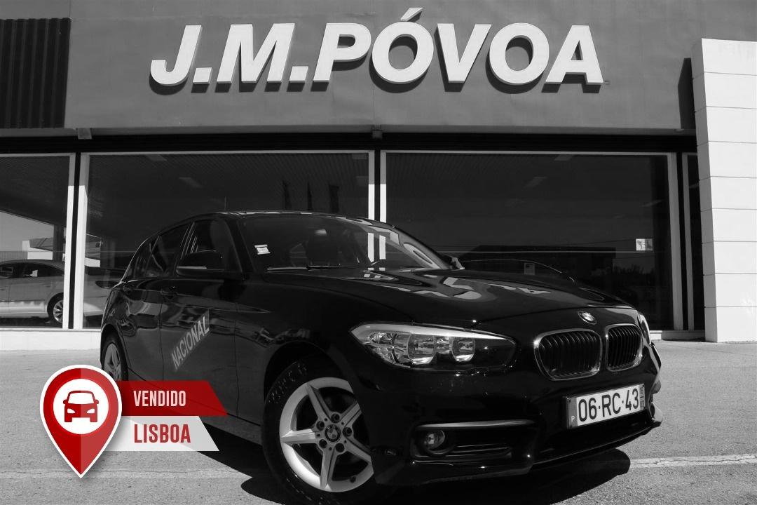 BMW Série 1 116 d Efficient Dynamics Advantage 116cv