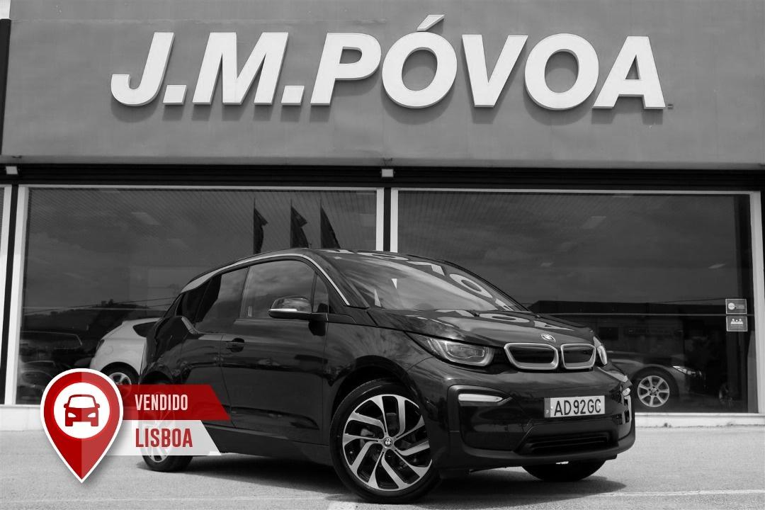 BMW i3 Auto Pack Comfort Advanced 120Ah