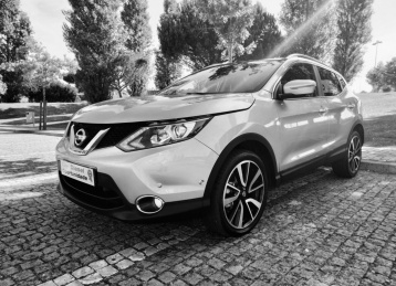 Nissan Qashqai 1.5 DCI TECKNA PREMIUM 360º - TETO PANORAMICO