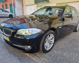 BMW 520 d Tour M. Extras