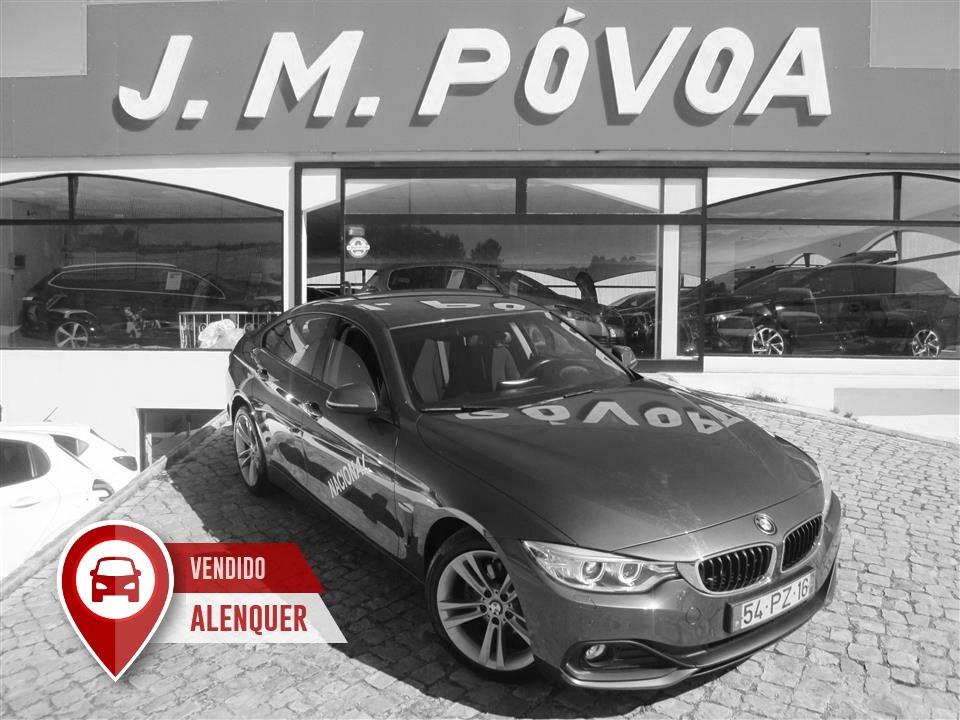 BMW 420 Grand Coupé Auto Line Sport 190cv