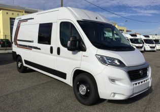 Fiat Ducato Weinsberg Compact 600K