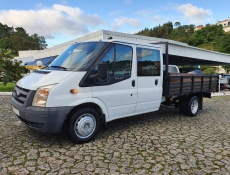 Ford Transit 350E EF 2.4 TDCi CD RTD Chassis Prolongado