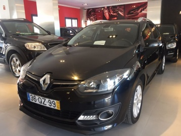 Renault Mégane sport tourer 1.5 dci limited Navi