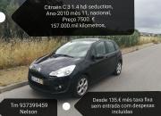 Citroën C3 1.4 hdi seduction nacional