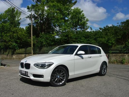 BMW 120, 2014