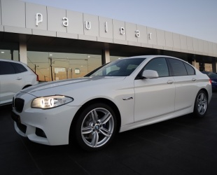 BMW 520 520 d Pack M