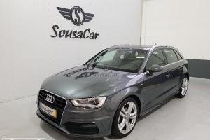 Audi A3 sportback 1.6TDi S-Line