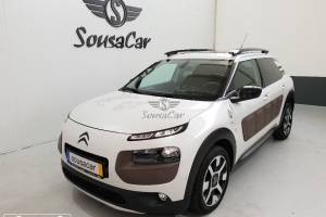 Citroën C4 cactus 1.6 BlueHDi Feel (100cv, 5p)