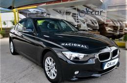 BMW 320 d GPS Efficient Dynamics 184cv