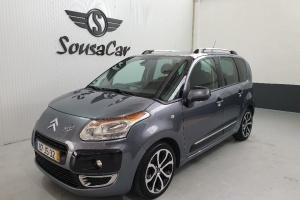Citroën C3 picasso 1.6 Exclusive (90cv, 3p)