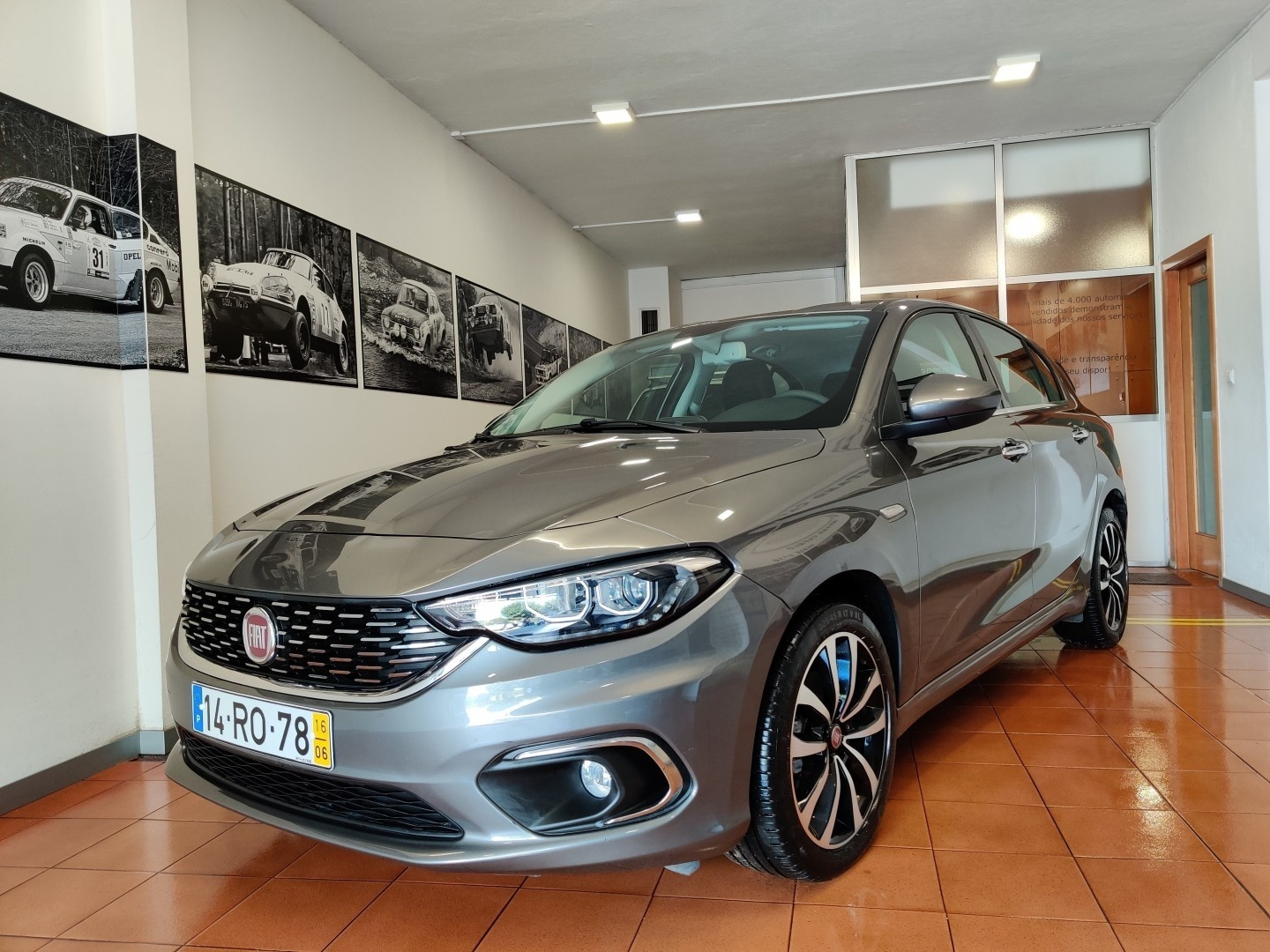 Fiat Tipo 1.6 JTDM Lounge