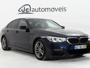 BMW 520 d Pack M Aut.
