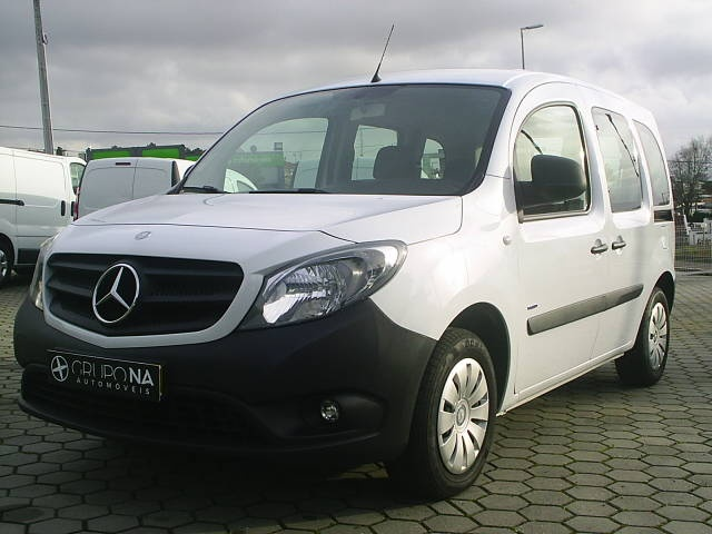 Mercedes-Benz Citan Kombi (5 lugares) 108 Cdi BlueEfficiency 5 portas