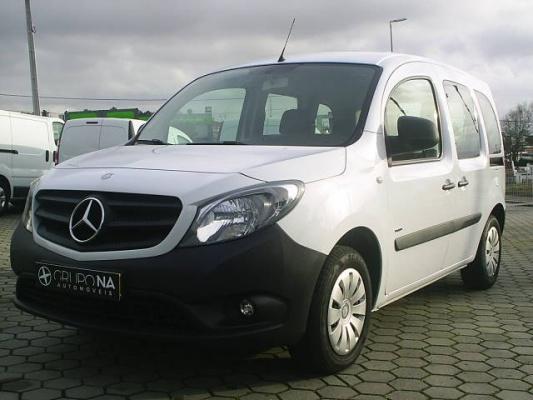 Mercedes-Benz Citan, 2014