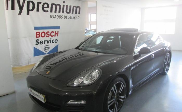 Porsche Panamera, 2012