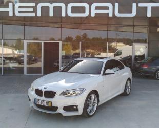 BMW Série 2 - 218 D Pack M